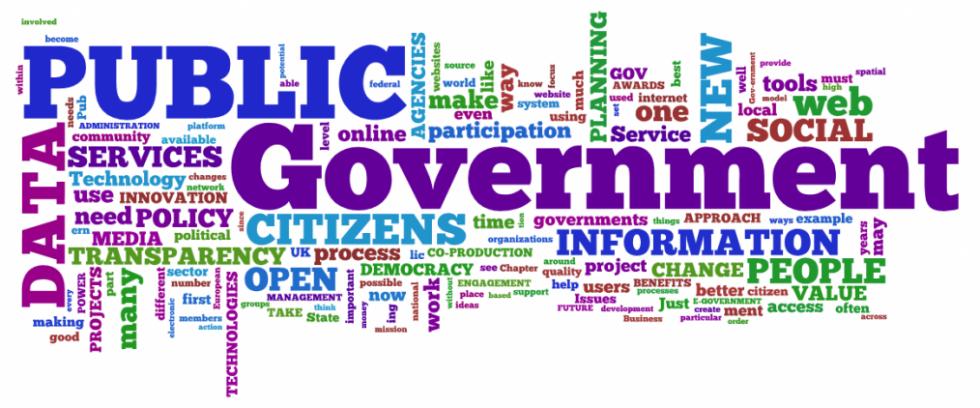 نظرة شاملة في تكنولوجيا المعلومات و الحكومة الالكترونية