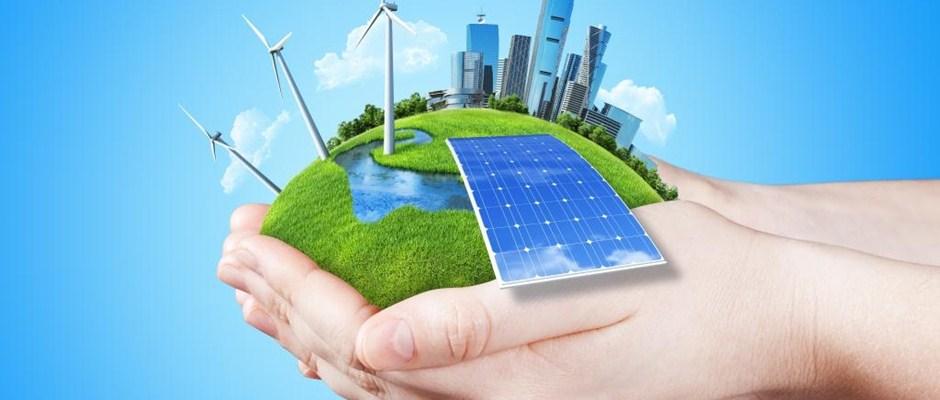 إدارة مشاريع الطاقة الخضراء