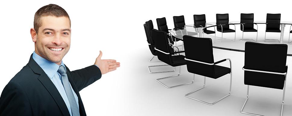 اعداد وتنظيم الاجتماع