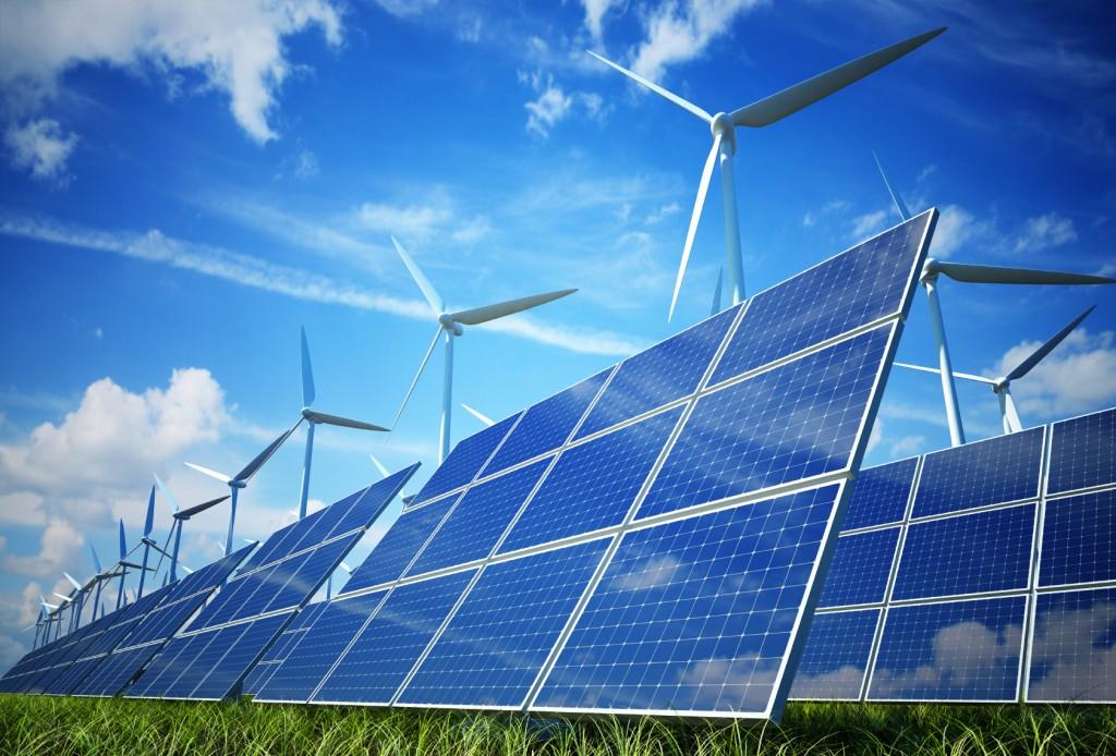 الطاقة الشمسية والمتجددة